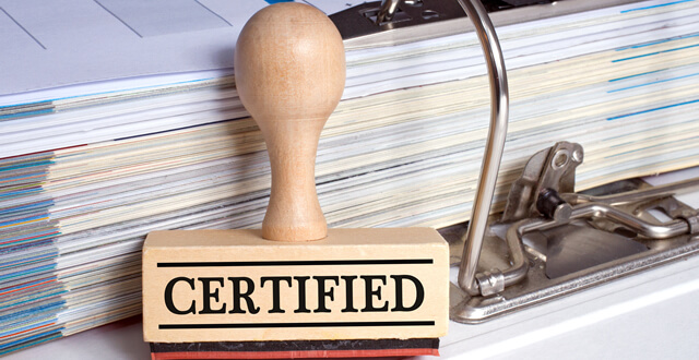 What Is a Certified/Attested Photocopy?