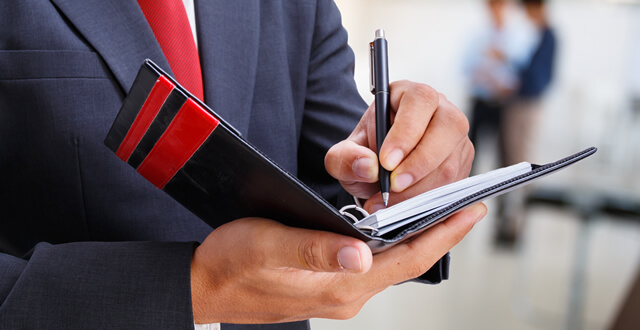 Notary Record Book/Journal Requirements