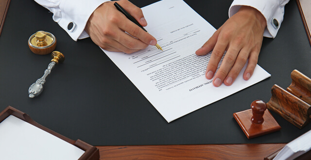 Notary Services for Affidavits - What you Should Know