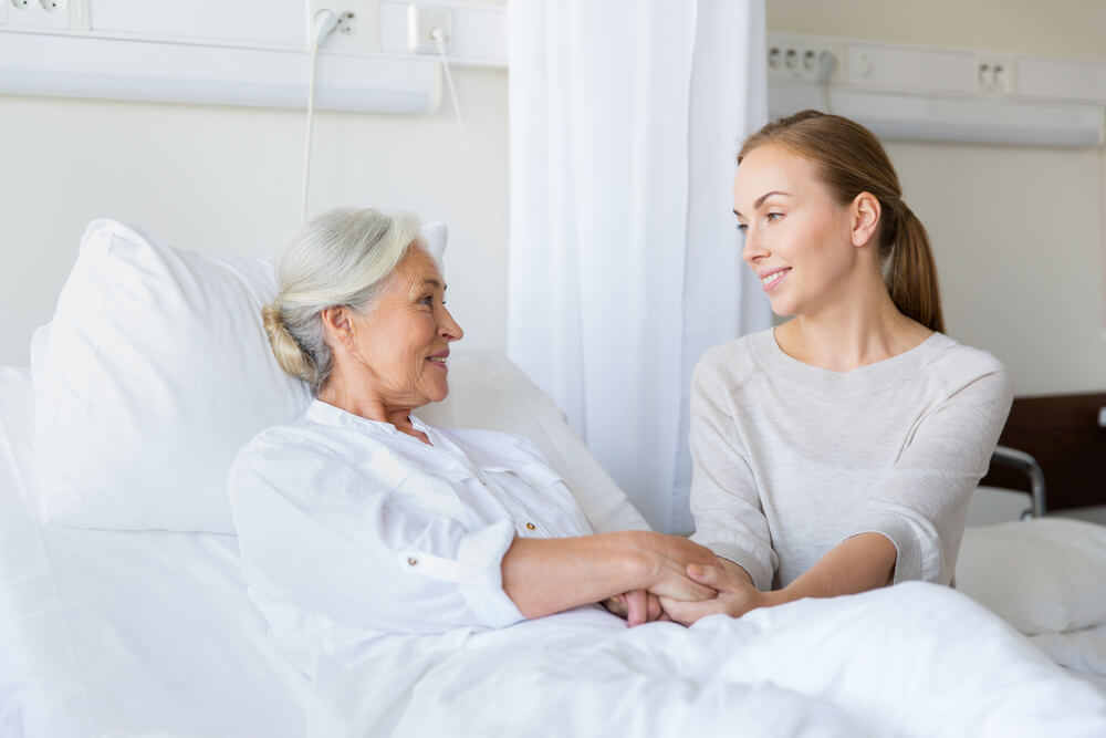What to Know When Your Parents Are in the Hospital