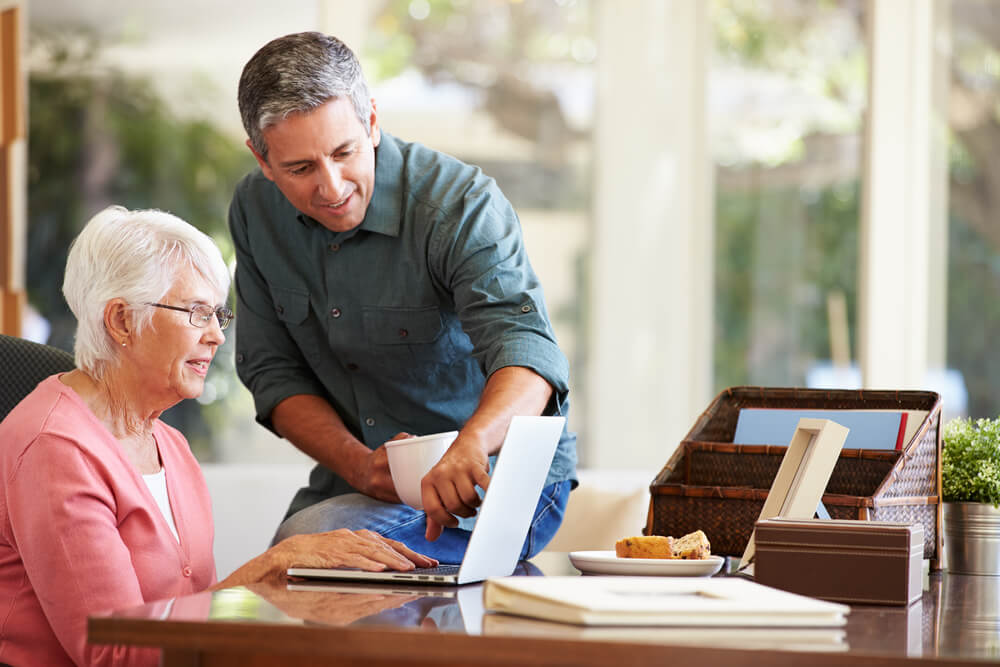 Managing Financial Affairs for Aging Parents